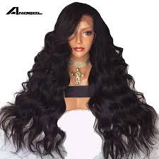 <b>Anogol</b> Brand New 180% density <b>High</b> Temperature Fiber Wigs ...