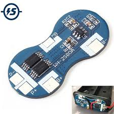 <b>2S</b> Li-ion <b>18650</b> Lithium <b>Battery</b> Charger Protection Board <b>7.4V 4A</b> ...