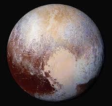 Image result for pluto pictures new horizons heart