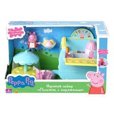 Игровой набор Toy Options (Far East) Limited <b>Peppa Pig</b> 33849 ...