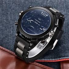 6.11 New <b>Big Mens Watch Sport</b> Quartz Men Wristwatches Multiple ...