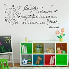 Small Picture VC Designs Ltd TM Tinkerbell Childrens Bedroom Kids Room