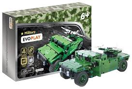 Купить Электромеханический <b>конструктор</b> EvoPlay Military CM ...