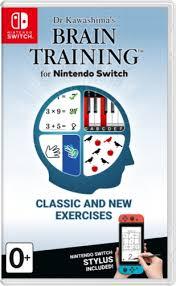 Dr. Kawashima's Brain Training: купить в интернет-магазине ...