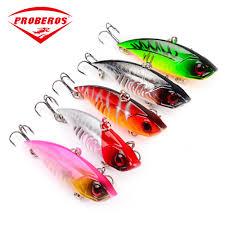 Proberos Brand <b>Fishing Lures 6.5cm</b> 11g fishing bait hook catfish ...