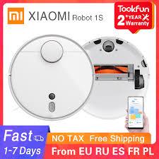 2020 <b>XIAOMI MIJIA</b> Mi Robot Vacuum Cleaner <b>1S</b> 2 for Home ...