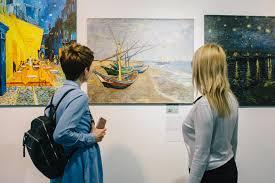 Выставка «<b>Неизвестный Ван Гог</b>» в Москве