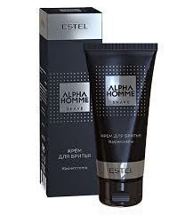 Shaving Cream <b>ALPHA HOMME</b> | <b>Estel</b> Professional