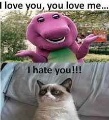 Grumpy cat (part 2) | Funny Grumpy cat memes via Relatably.com