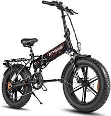 <b>ENGWE EP-2 PRO 750W</b> Folding Fat Tire Electric Bike with 48V ...