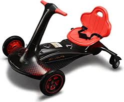 ROLLPLAY <b>Electric</b> Racing Kart with Skid/<b>Drift</b> Function, For ...