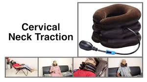 Health Care <b>Cervical Neck</b> Traction - YouTube