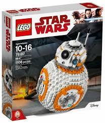 <b>Конструктор LEGO Star Wars</b> 75187 BB-8 — купить по выгодной ...