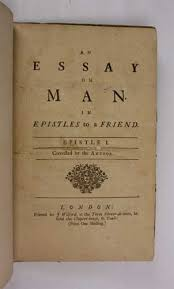 alexander pope essay on man summarygallery images pope    s an essay database of essay man by alexander pope    s an essay on man