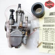 <b>28mm</b> OKO PWK <b>Power Jet Carburetor</b> Motorcycle Super ...