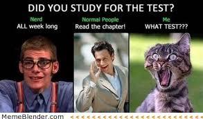 exam memes via Relatably.com
