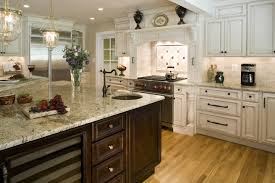 countertops popular options today:  kitchen small kitchen before after ceiling lighting bar storage most popular granite countertops retro stools renovations