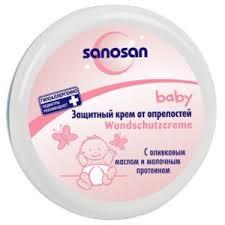 Детский <b>крем</b> SANOSAN от <b>опрелостей</b> (под подгузник)   Отзывы ...