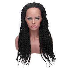 <b>Feibin</b> Synthetic Lace Front Blonde Wig Braided <b>Box Braids</b> Wigs ...