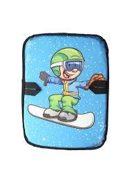 Ледянка <b>Fani Sani</b> Сноубордист 60x45cm 81051 - Чижик