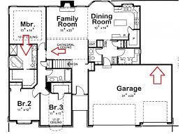 Story House Plans With Bedrooms Bedroom House Plans    bedroom floor house plan bedroom floor plans
