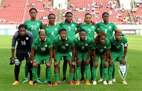Super Falcons moves up to the 34th position in latest FIFA world rankings.