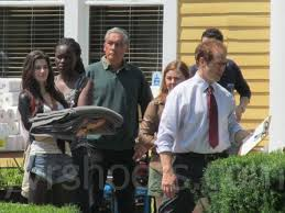 Image result for storybrooke people gather on street