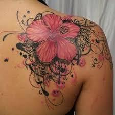 Tattoos - <b>Flower</b> tattoos - lily swirly <b>yada yada yada</b> everybody get it ...