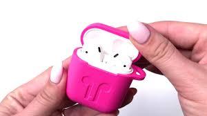 <b>Чехол Gurdini</b> прорезиненный soft touch ярко-розовый для <b>Apple</b> ...