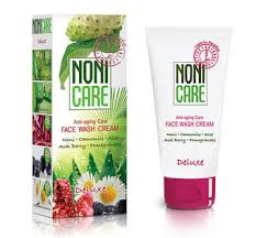 NoniCare Face Wash Cream Омолаживающий <b>крем для умывания</b> ...