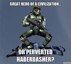Which One Master Chief Memes via Relatably.com