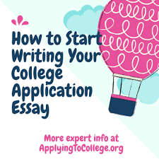 applying to college   college essay writing and interview skillscollege essay help  how to start writing your college essay