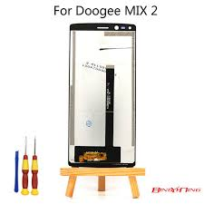 2019 BingYeNing <b>New Original</b> For <b>Doogee MIX</b> 2 Touch Screen+ ...