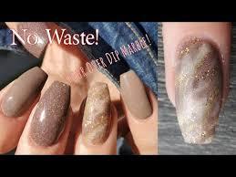 <b>Glitter</b> Acrylic <b>Marble</b> Nail Design 🤩 - YouTube