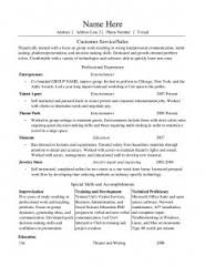 Relevant coursework on cv Relevant coursework on a cv  Relevant     Resume Genius     Breakupus Marvelous Resume Samples Truck Drivers Objective Perfect Quotes And Scenic Resume Cv Also Relevant Coursework