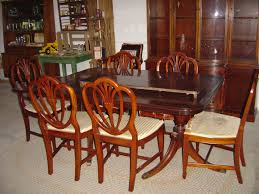 Solid Cherry Dining Room Table Dining Room Outstanding Image Of Furniture For Dining Room