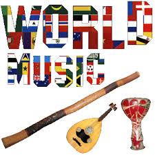 Resultado de imagem para musicas do mundo