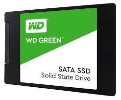 Твердотельный <b>накопитель Western Digital WD</b> GREEN PC <b>SSD</b> ...