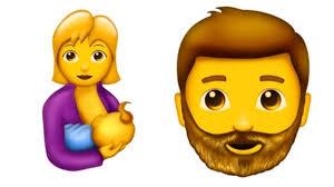 Resultado de imagen de whatsapp emojis nuevos 2017