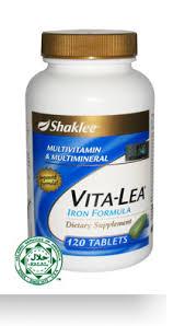 Image result for vitalea shaklee content