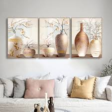 2019 <b>Laeacco Canvas Painting</b> Calligraphy Nordic Flower Posters ...