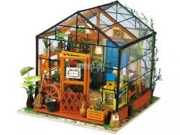 <b>Сборная модель DIY House</b> Зимний Сад DG104 9-58-010555