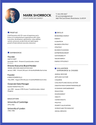 50 most professional editable resume templates for jobseekers best resume 3