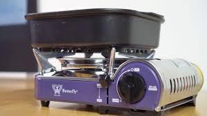 Butterfly <b>Portable Gas Stove</b> - BPG-118G - YouTube
