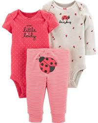 <b>Baby Girl</b> Little Baby Basics | Carter's | Free Shipping