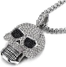 Stainless Steel - Pendants / Men: Jewellery - Amazon.co.uk
