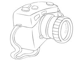 Small Picture Boys Camera Coloring Page Boys pages of KidsColoringPageorg