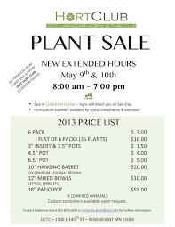plant flyer landscape horticulture 2013 plant flyer