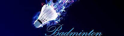 Bildresultat för badminton