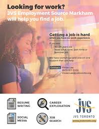 youth job link whitchurch stouffville public library youth job link poster 9